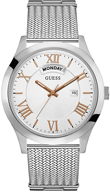 Reloj Calendario Hombre Guess Metropolitan W0923G1 (W0923G1)