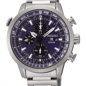 Reloj Seiko ssc347p1 Prospex Cielo solar hombre