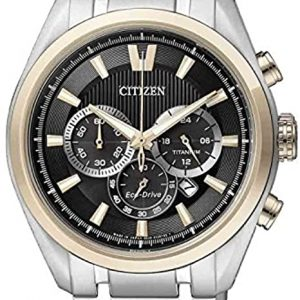 Reloj Caballero Citizen CA4014-57E SuperTitanium