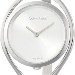 Reloj Calvin Klein de cuarzo analógico mujer K6L2M116