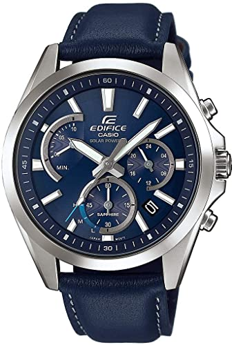Reloj Casio Analógico Hombre -Energía Solar EFS-S530L-2AVUEF