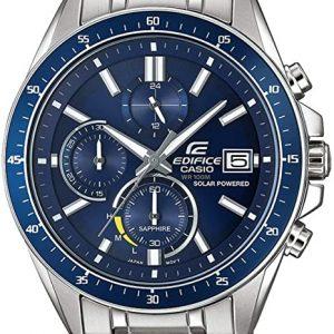 Reloj Casio Analógico Hombre de Cuarzo Acero Inoxidable EFS-S510D-2AVUEF
