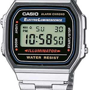 Reloj Casio Collection Unisex A168WA-1YES