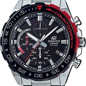 Reloj Casio Cronógrafo Hombre Cuarzo Acero Inoxidable EFR-566DB-1AVUEF