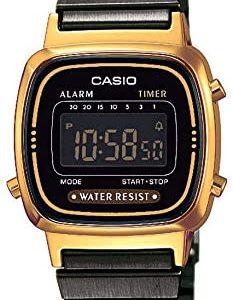Reloj Casio Digital Mujer de Cuarzo Acero Inoxidable LA670WEGB-1BEF