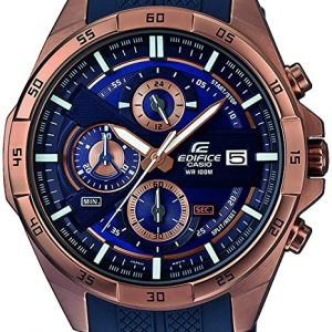 Reloj Casio EDIFICE acero inoxidable AzulBronceado Hombre EFR-556PC-2AVUEF