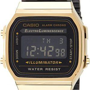 Reloj Casio Unisex A168OWEGB-1BEF