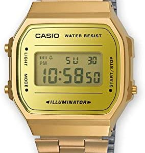 Reloj Casio Unisex Collection A168WEGM-9EF