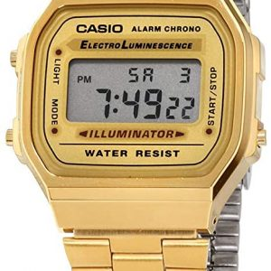 Reloj Casio Unisex Collection A168WG-9EF
