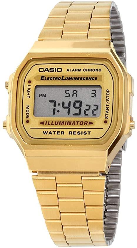 Reloj Casio Unisex Collection A168WG-9EF