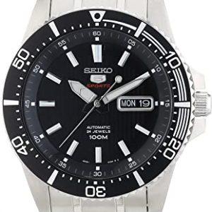Reloj Seiko analogico Hombre Correa en Acero Inoxidable SRP553K1