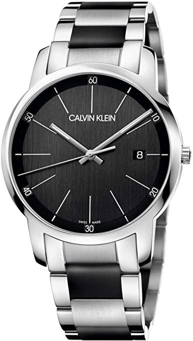 Reloj Calvin Klein Analógico Digital Unisex Cuarzo Acero Inoxidable K2G2G1B1