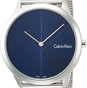 Reloj Calvin Klein Analogico Hombre Cuarzo Acero Inoxidable K3M2112N