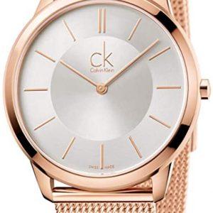 Reloj Calvin Klein Analogico Hombre Cuarzo Acero Inoxidable K3M21626