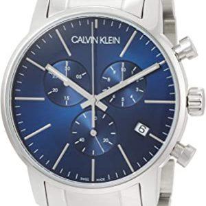 Reloj Calvin Klein Cuarzo Hombre Acero Inoxidable Chapado K2G2714N