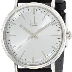 Reloj Calvin Klein Cuarzo Hombre Correa de Piel K3W211C6