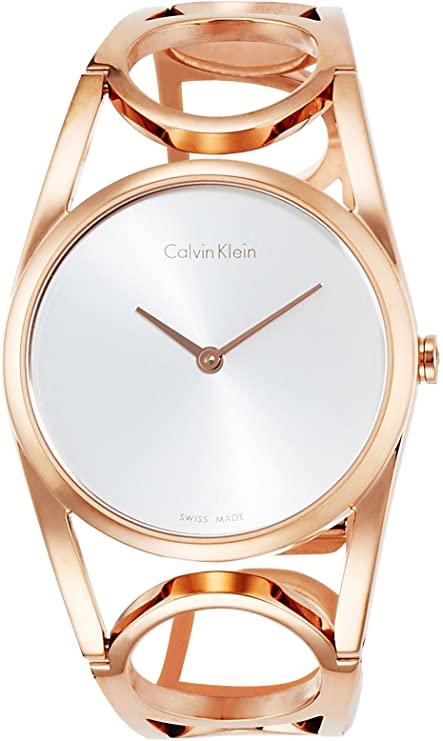 Reloj Calvin Klein Digital Mujer Cuarzo Acero Inoxidable K5U2M646