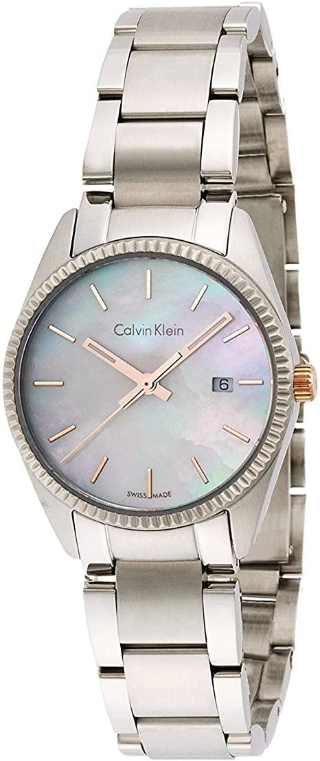 Reloj Calvin Klein analógico Cuarzo Acero Inoxidable K5R33B4G