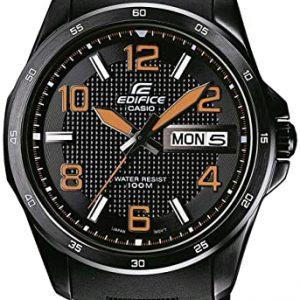 Reloj Casio EF-132PB-1A4 Masculino Caucho Acero Inoxidable