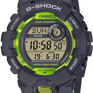 Reloj Casio G-SHOCK Digital Contador pasos Sensor movimiento GBD-800-8ER