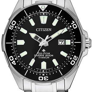 Reloj Citizen Analógico Hombre Cuarzo Correa Titanio BN0200-81E