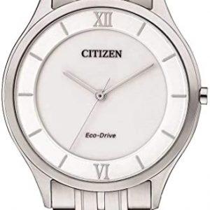 Reloj Citizen Plata Acero Hombre AR0071-59A