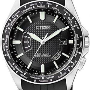 Reloj Citizen Promaster Analógico Cuarzo Hombre Correa Resina CB0021-06E