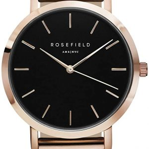 Reloj Rosefield Analógico Cuarzo Correa Metal TBR-T59