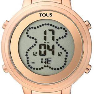 Reloj TOUS Digital Digibear Acero 90035004