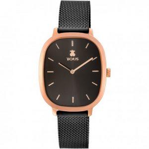 Reloj Tous Acero Negro 900350405