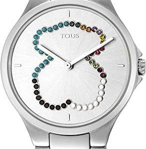 Reloj Tous Motion Straight Oso Cristales 900350325