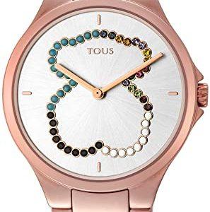Reloj Tous Motion Straight Oso Cristales 900350335