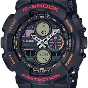 Reloj analógico Cuarzo Digital Hombre Casio Correa Resina GA-140-1A4ER