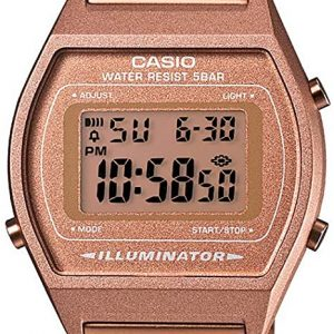 Reloj Casio Collection Unisex Retro Pulsera B640WC-5AEF