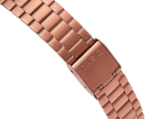Reloj Casio Collection Unisex Retro Pulsera B640WC-5AEF