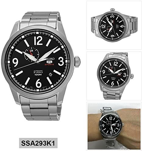 Reloj Hombre Seiko Neo Sports SSA293K1