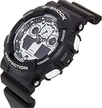 Reloj Casio G-SHOCK GA-100BW-1AER