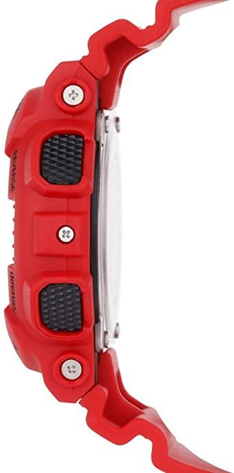 Reloj Casio G-SHOCK Reloj Analógico-Digital GA-100B-4AER