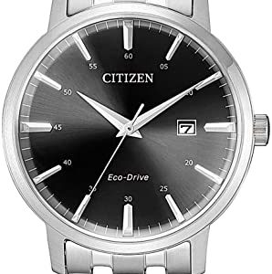 Reloj CITIZEN ECO DRIVE Analógico CorreaAcero Inoxidable BM7460-88E