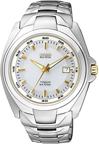 Reloj CITIZEN ECO DRIVE Elegance Analógico Cristal Zafiro BM6461-56A