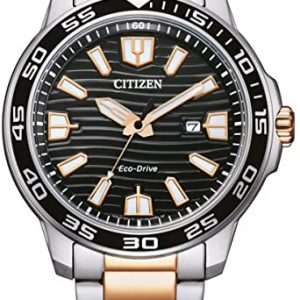 Reloj CITIZEN ECO DRIVE Solar Acero Inoxidable - AW1524-84E