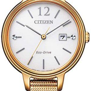 Reloj Citizen Eco Acero Analógico EW2447-89A
