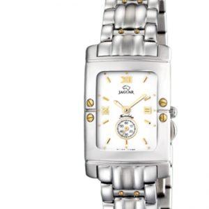 Reloj JAGUAR acero plateado J285 2