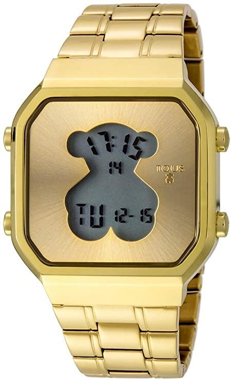 Reloj Tous D-Bear Square de acero 600350285