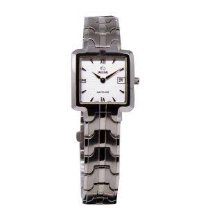 Reloj JAGUAR mujer J433 / acero inoxidable, cristal de zafiro