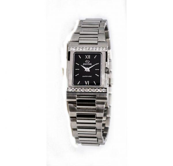 Reloj JAGUAR mujer J462 2, 22 Diamantes Blancos, Acero