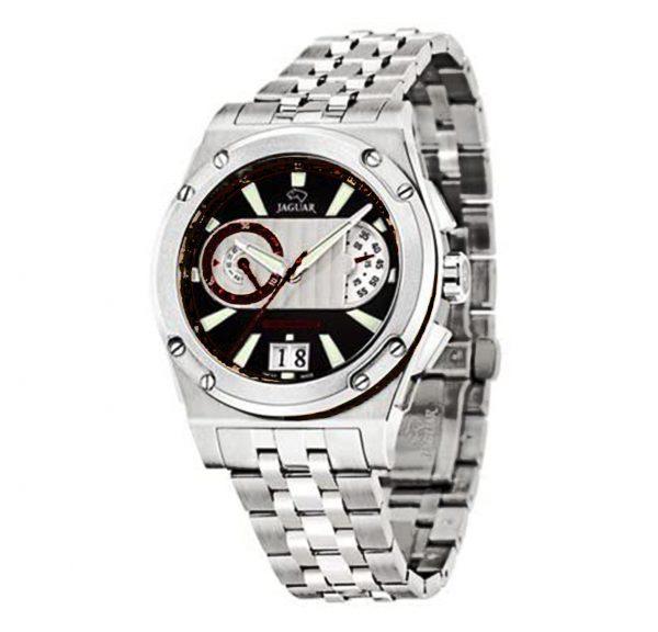 Reloj Jaguar J613/3 - Reloj, Correa de Acero Inoxidable